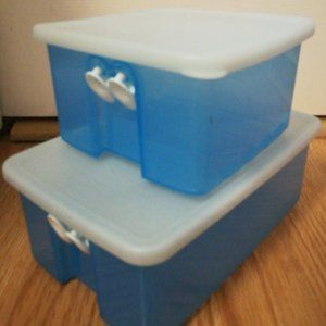 Tupperware Fridgesmart storage Lot of 2